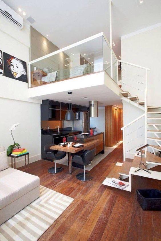 78 loft interior decoration ideas (34)