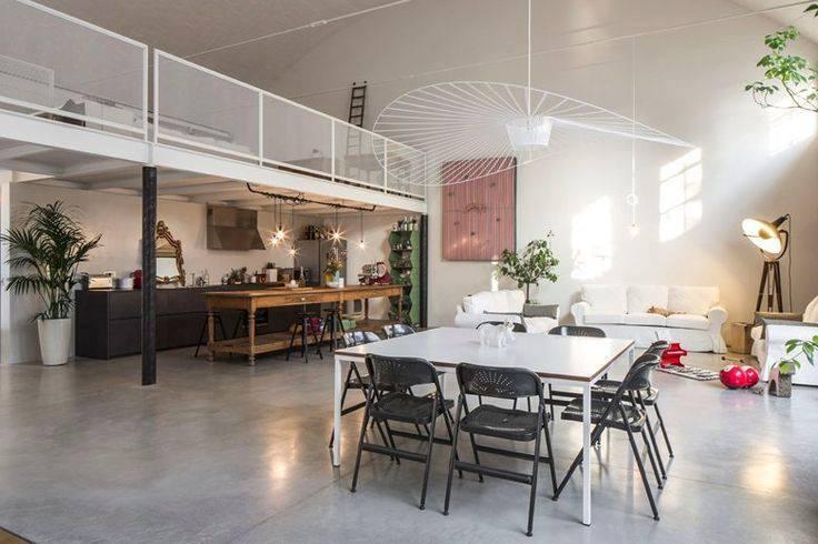 78 loft interior decoration ideas (41)