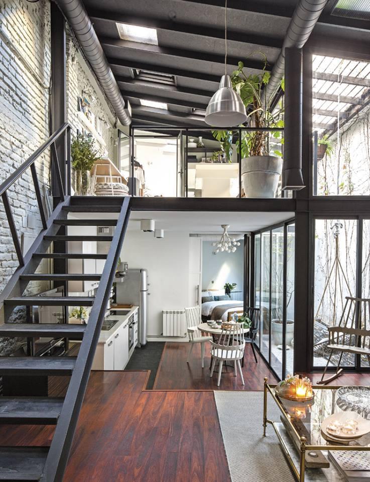 78 loft interior decoration ideas (44)