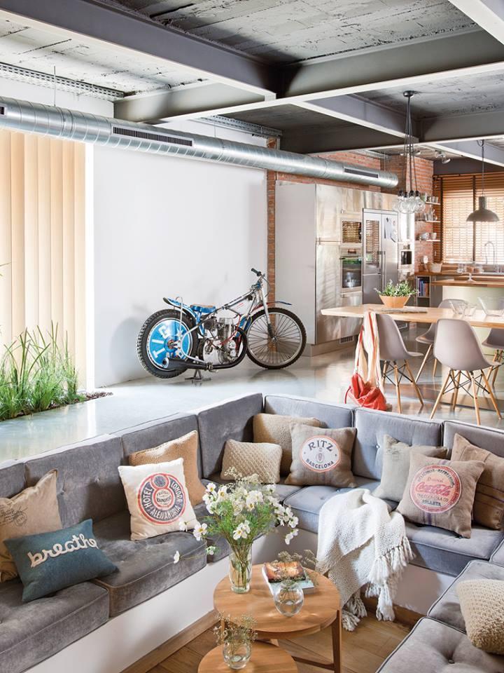 78 loft interior decoration ideas (46)