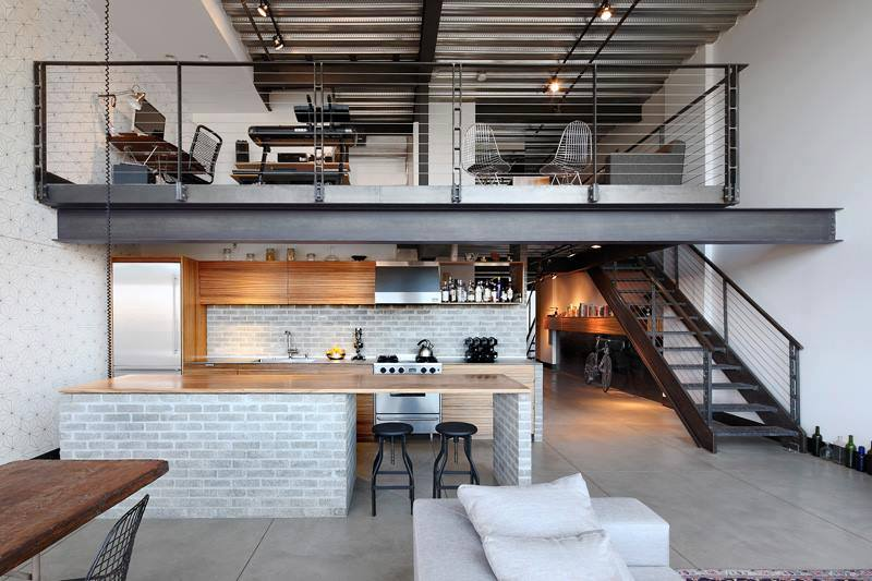 78 loft interior decoration ideas (47)