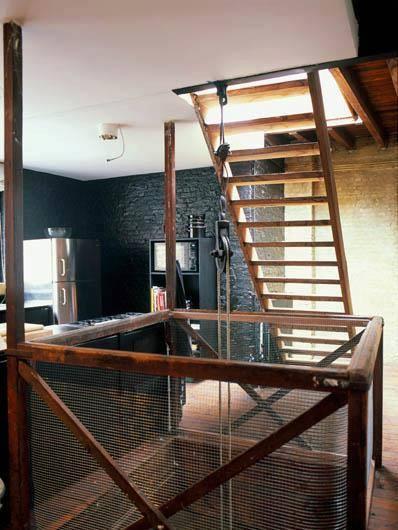 78 loft interior decoration ideas (48)