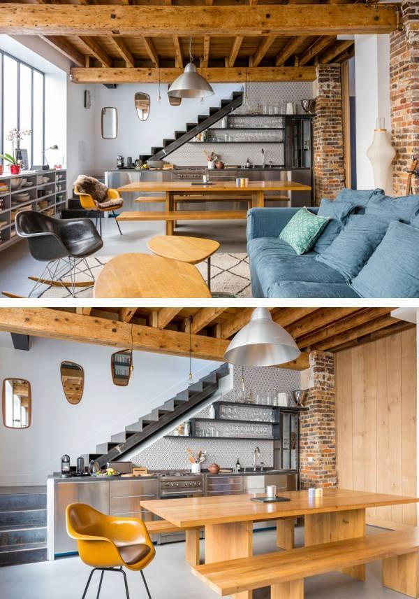 78 loft interior decoration ideas (49)