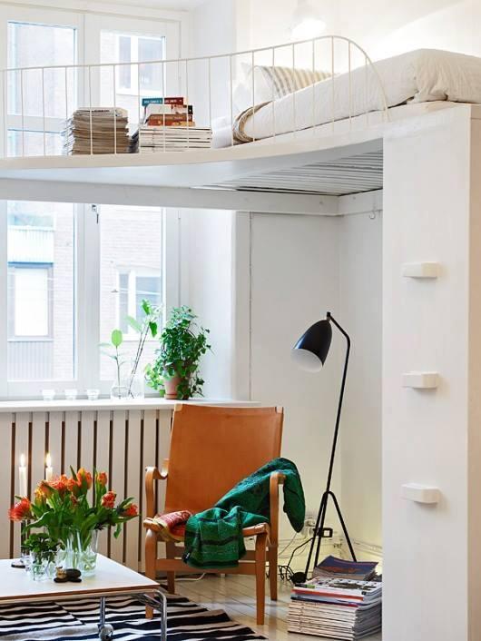 78 loft interior decoration ideas (5)