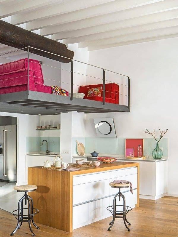 78 loft interior decoration ideas (50)