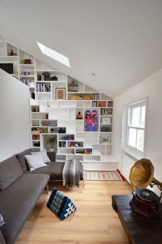 78 loft interior decoration ideas (51)