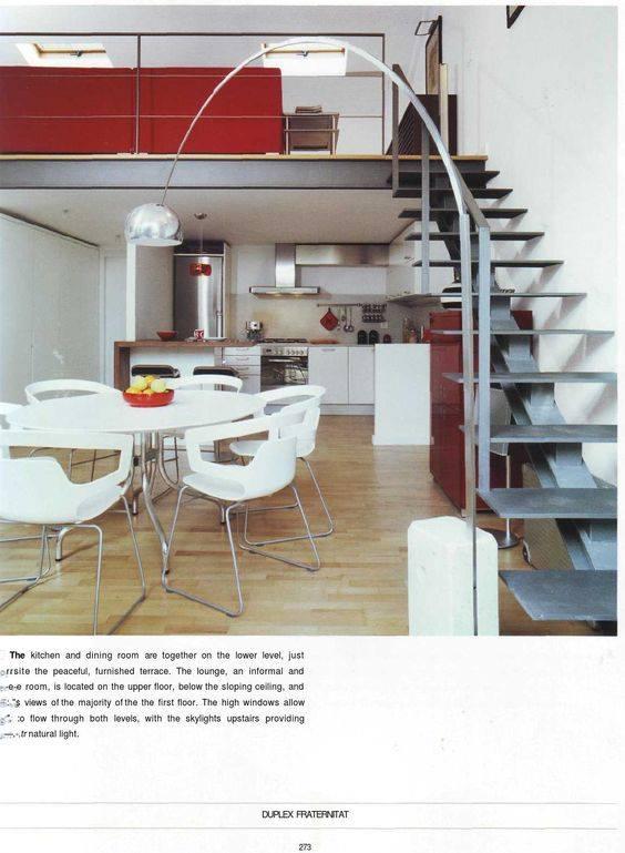 78 loft interior decoration ideas (52)