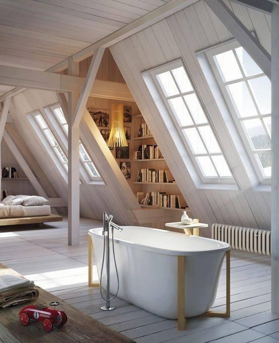 78 loft interior decoration ideas (59)