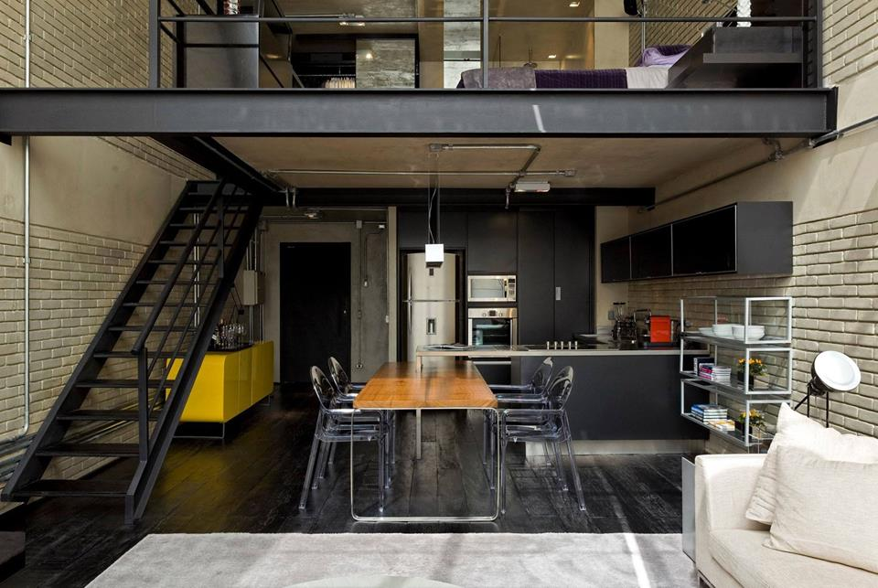 78 loft interior decoration ideas (6)