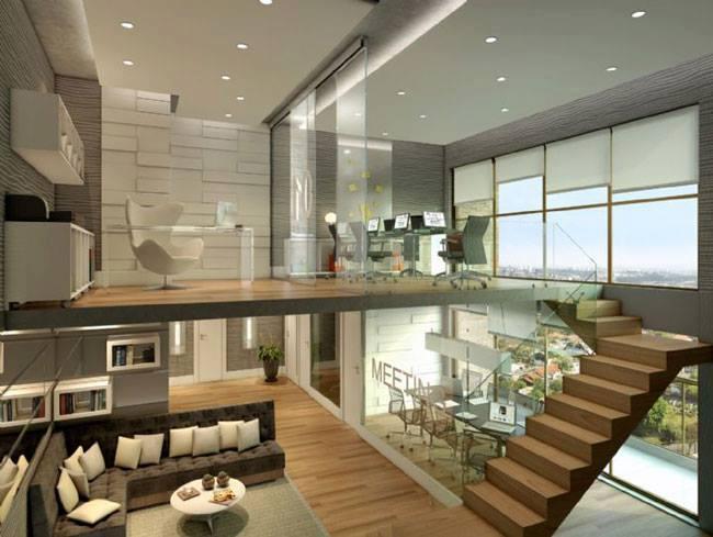 78 loft interior decoration ideas (60)