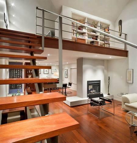78 loft interior decoration ideas (66)