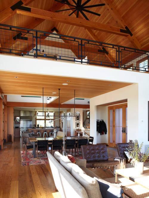 78 loft interior decoration ideas (67)