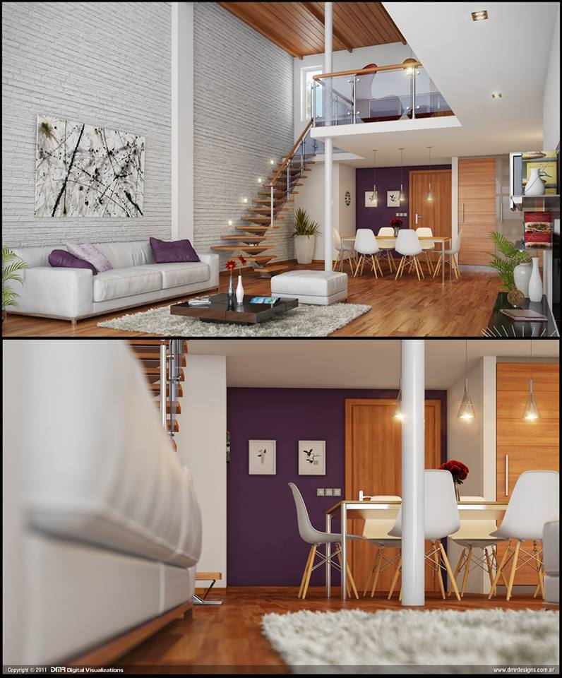 78 loft interior decoration ideas (69)