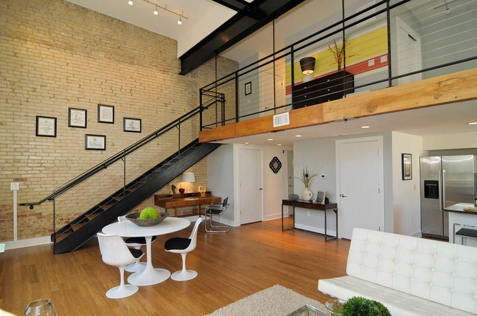 78 loft interior decoration ideas (7)