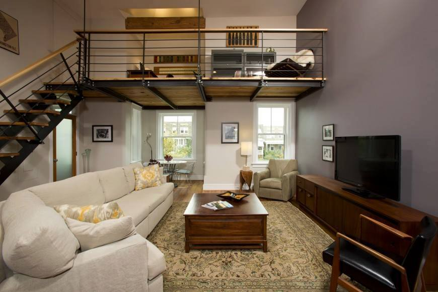 78 loft interior decoration ideas (70)