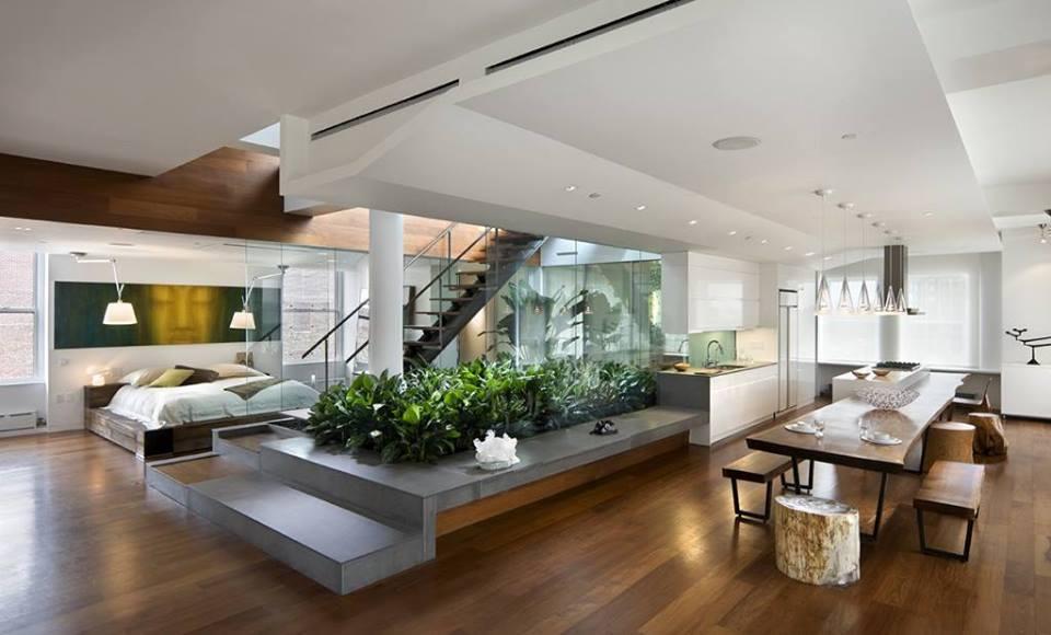 78 loft interior decoration ideas (71)