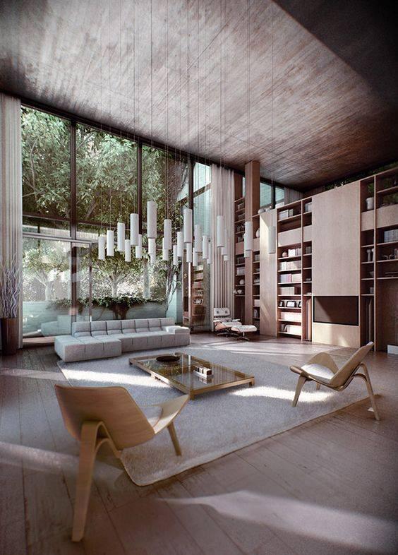 78 loft interior decoration ideas (73)