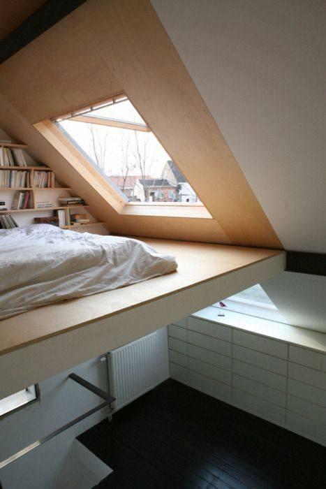 78 loft interior decoration ideas (76)