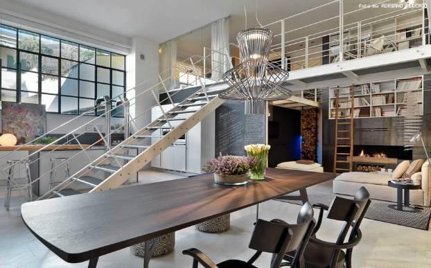 78 loft interior decoration ideas (8)