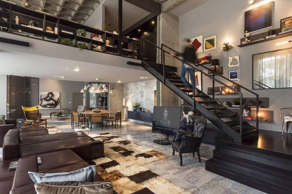 78 loft interior decoration ideas (9)
