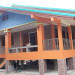 """ปลูกสร้าง """"บ้านเย็นชนบท"""" ที่จังหวัดชัยนาท สวยงดงาม สร้างได้เป๊ะตามแบบที่เขียนไว้"""