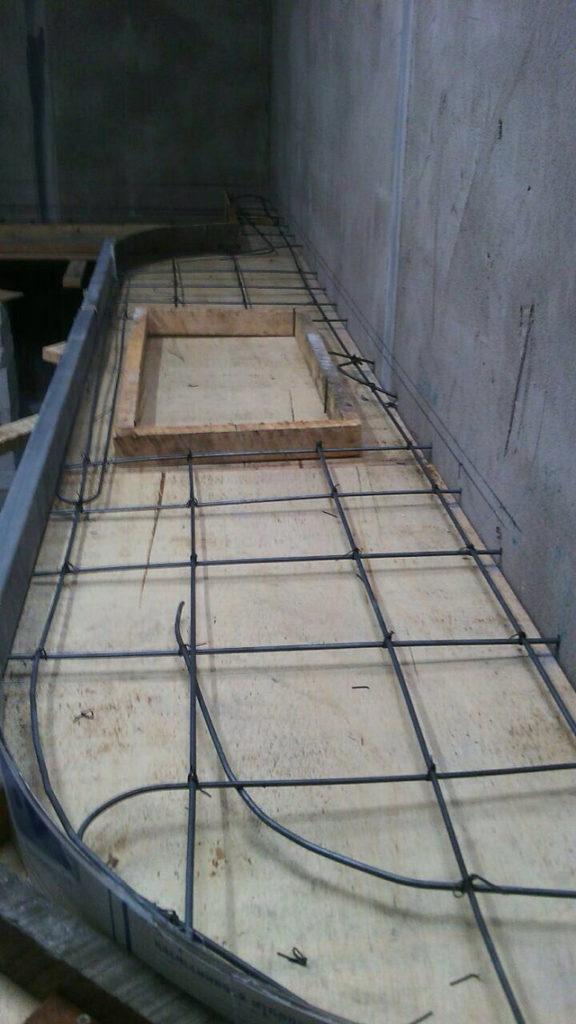 backyard townhome loft kitchen renovation (17)