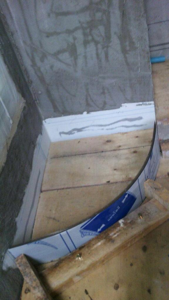 backyard townhome loft kitchen renovation (18)