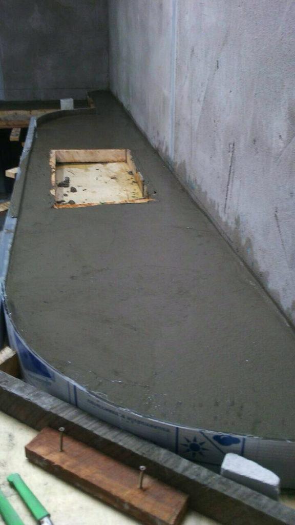 backyard townhome loft kitchen renovation (19)