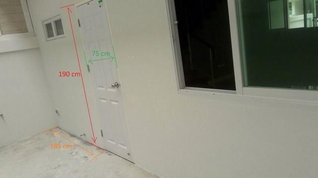 backyard townhome loft kitchen renovation (2)