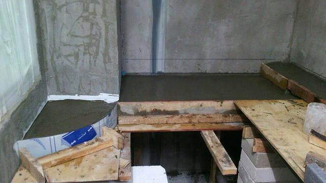 backyard townhome loft kitchen renovation (20)