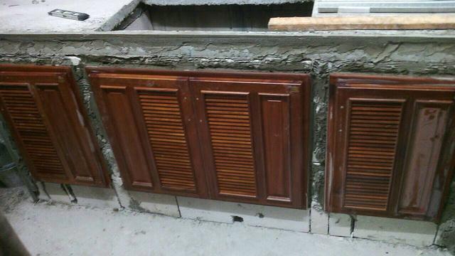backyard townhome loft kitchen renovation (21)