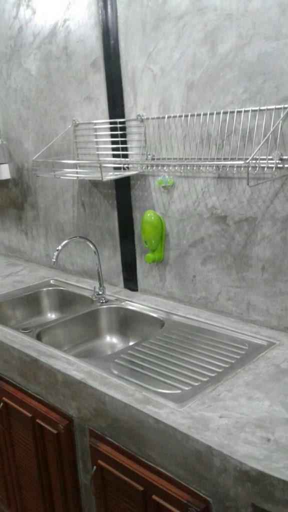 backyard townhome loft kitchen renovation (23)