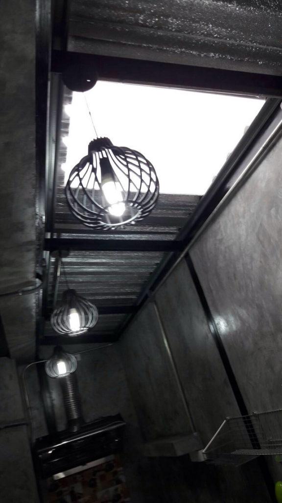 backyard townhome loft kitchen renovation (24)