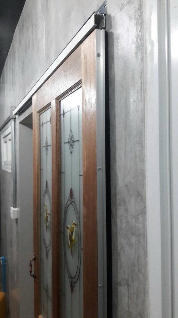backyard townhome loft kitchen renovation (27)