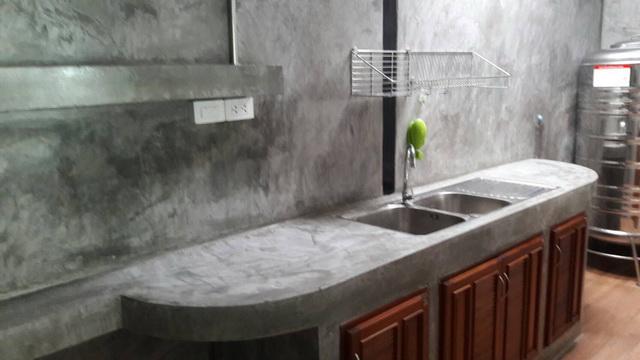 backyard townhome loft kitchen renovation (36)