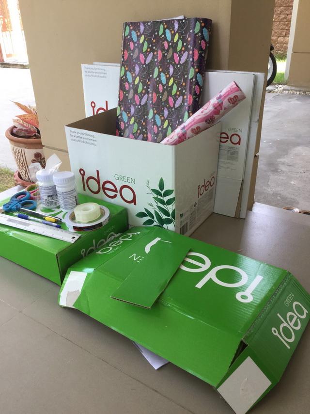 cosmetic box diy review (1)