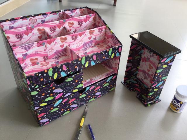 cosmetic box diy review (12)
