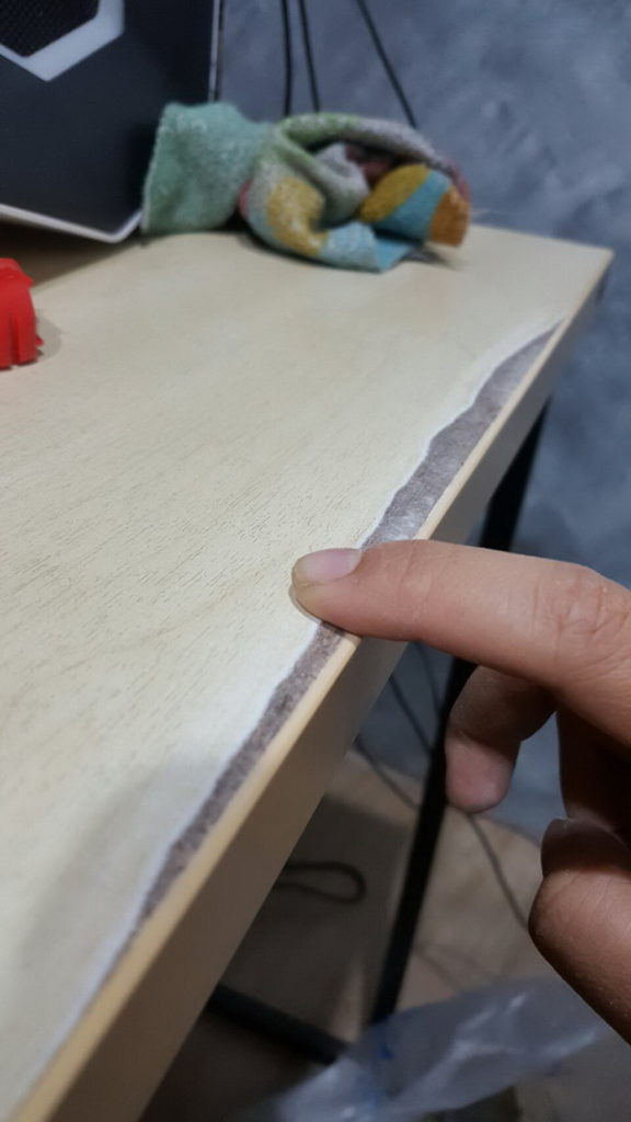 how to fix soaked wood table diy (11)