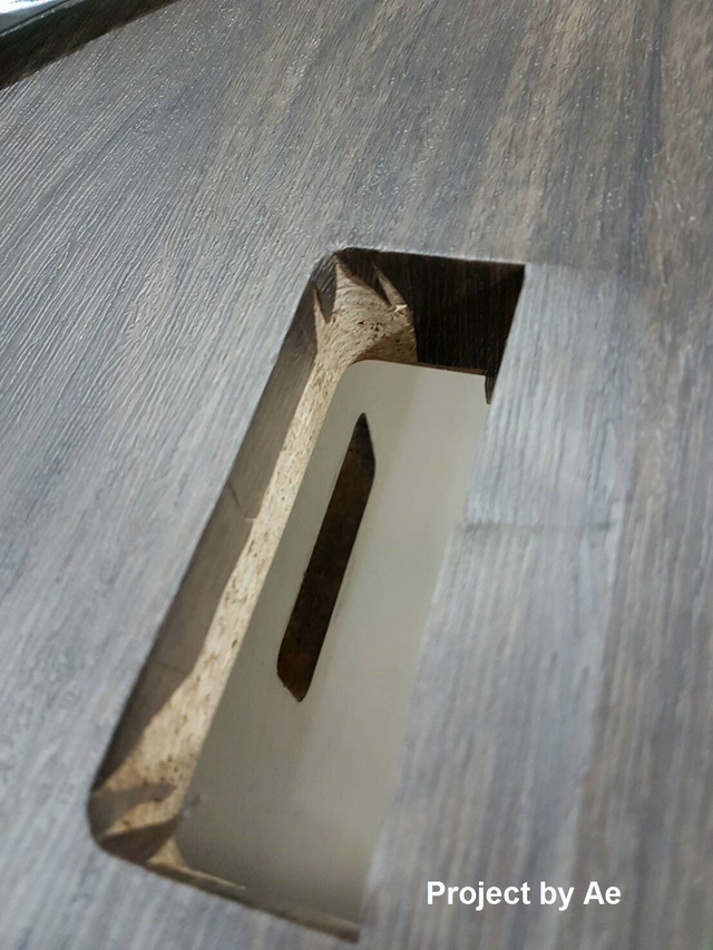 how to fix soaked wood table diy (14)