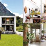 """บ้านในฝัน!! พาชม """"Modern Cube House"""" บ้านกล่องสี่เหลี่ยม ตกแต่งสไตล์คันทรี่ ใกล้ชิดภูเขาในประเทศแอฟริกา"""