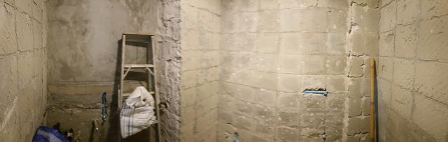 monotone bathroom condo renovation (11)