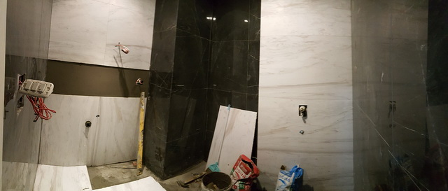 monotone bathroom condo renovation (21)