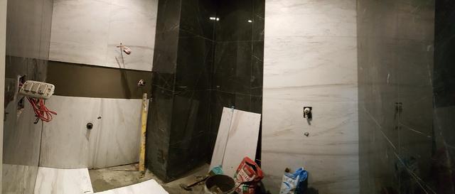 monotone bathroom condo renovation (21)