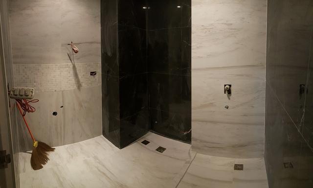 monotone bathroom condo renovation (24)