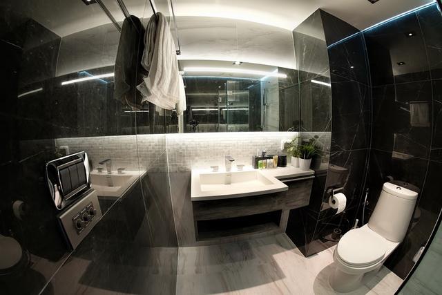 monotone bathroom condo renovation (34)