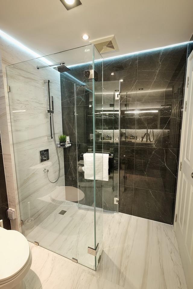 monotone bathroom condo renovation (35)