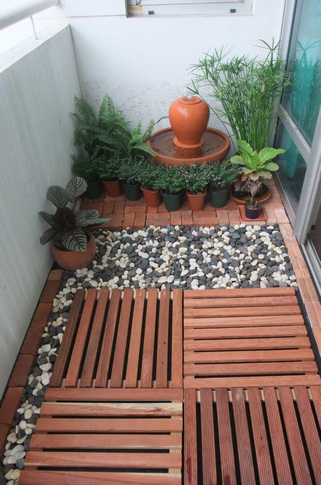 narrow condo patio garden review (9)
