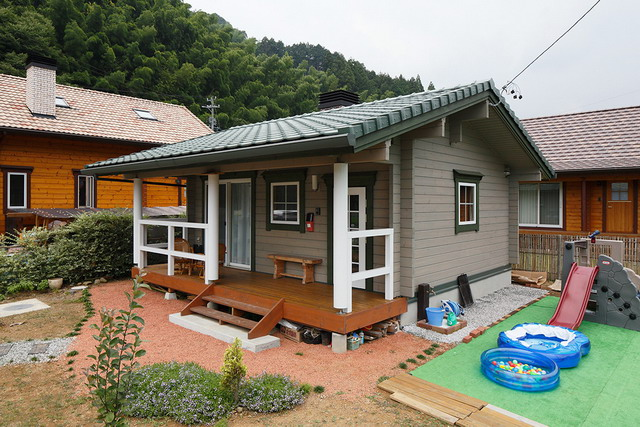 slow life japanese rural wood house (7)