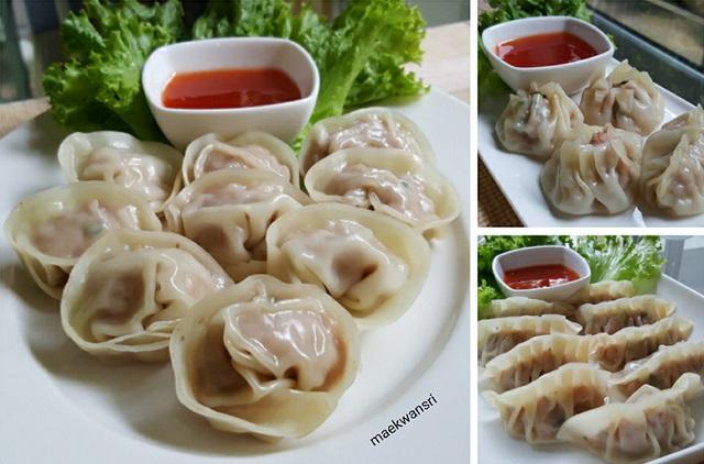 steamed dumpling recipe cover