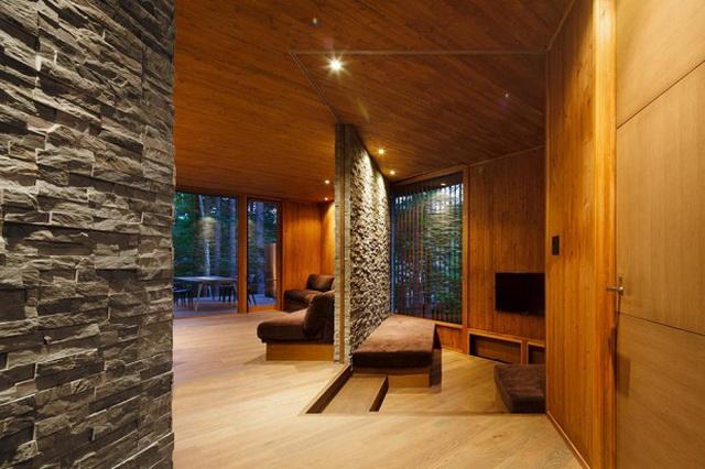 wide patio modern house resort (3)